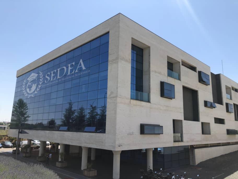 edificio SEDEA