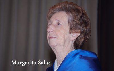 El legado más valioso de Margarita Salas