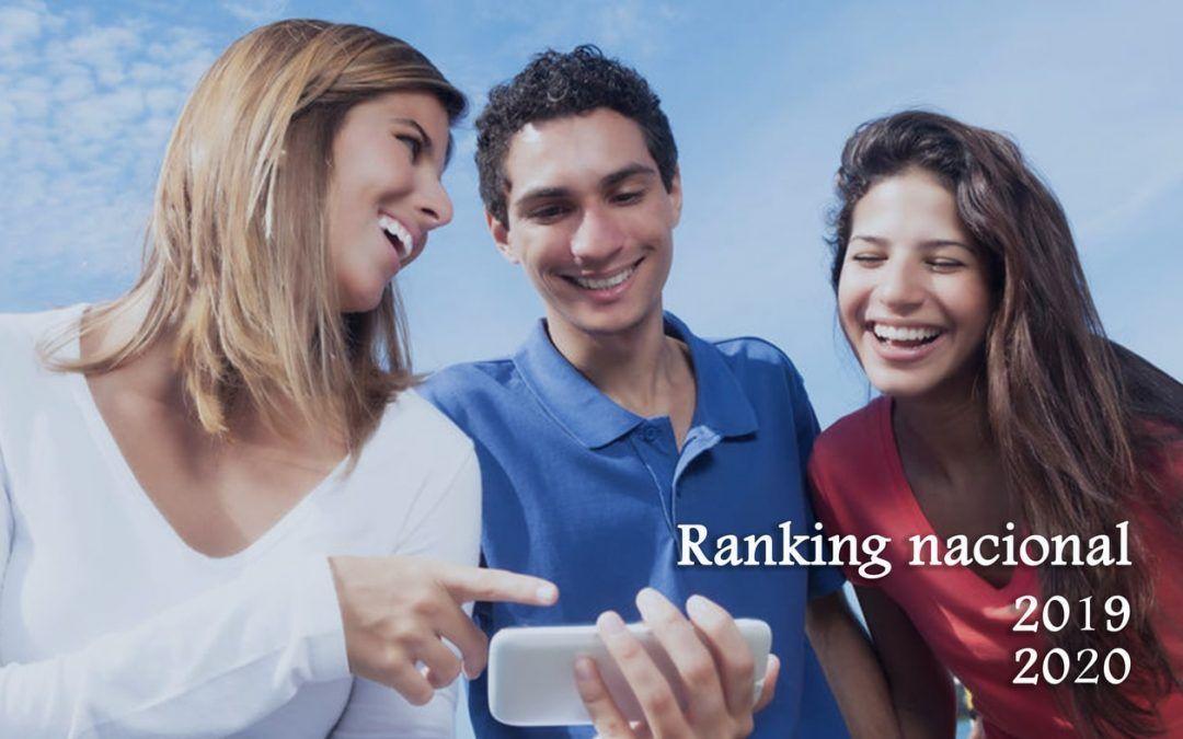 Ampliación de la participación en el Ranking Nacional