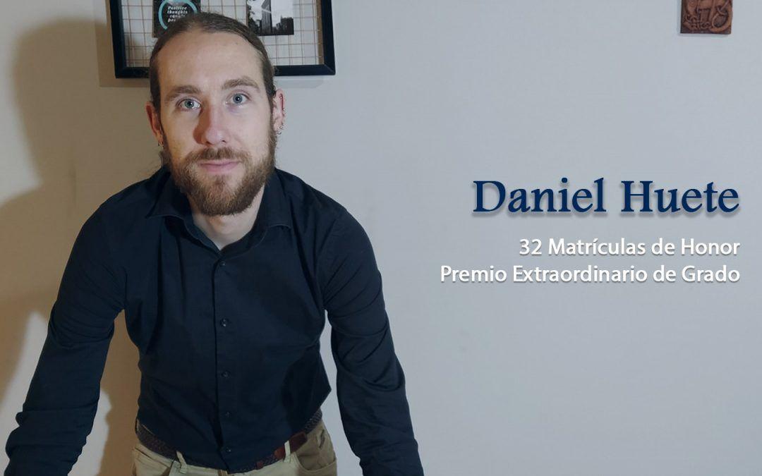 Entrevista a Daniel Huete